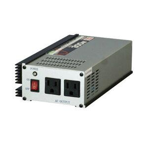 日動工業 正弦波インバーター R-300N-A (DC12V⇒AC100V/50Hz) MAX300W出力