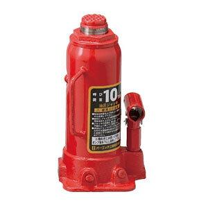 OH(オーエッチ工業) 油圧ジャッキ OJ-10T 呼び荷重:10t 高さ:最低230/最高460mm