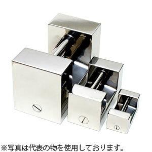 村上衡器製作所 まくら型分銅 ステンレス鋼製 F2級 書類付 1kg単品 JCSS質量校正ランク4