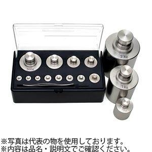 村上衡器製作所 精密分銅 ステンレス鋼製 1kgセット(500g-1g) 樹脂ケース付 対応天びん:MS-1