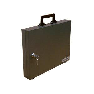 田辺金属工業所(TANNER) キーボックス(鍵収納庫) FB-30 キーハンガー数:3 鍵30本掛けタイプ 固定・携帯兼用