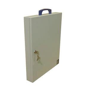 田辺金属工業所(TANNER) キーボックス(鍵収納庫) OC-30 鍵30本掛けタイプ 固定・携帯兼用