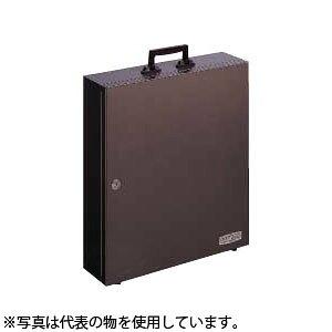 田辺金属工業所(TANNER) キーボックス(鍵収納庫) ST-120 キーハンガー数:12 鍵120本掛けタイプ 固定・携帯兼用
