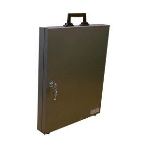 田辺金属工業所(TANNER) キーボックス(鍵収納庫) ST-60 キーハンガー数:6 鍵60本掛けタイプ 固定・携帯兼用