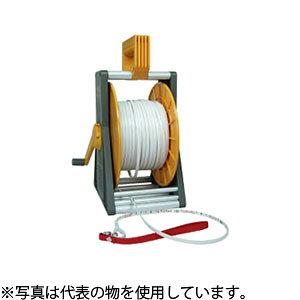 ヤマヨ測定器 ミリオンロープケース付 MSR-100C 100m 繊維製巻尺