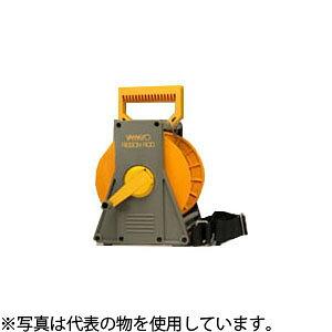 ヤマヨ測定器 リボンロッド両サイド60E1 ケース入 R6A30M 30m 遠距離用現場記録写真用巻尺