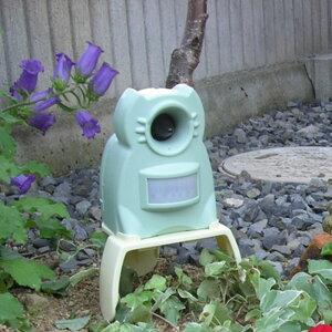 ユタカメイク 変動超音波式猫被害軽減器 ガーデンバリアミニ GDX-M