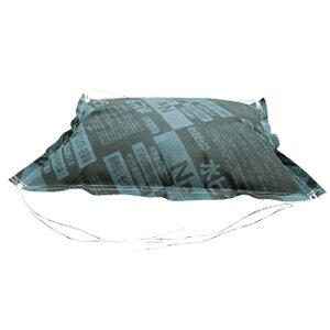 吸水膨張土のう袋「水ピタ N型」(真水用) サイズ:500×400×3mm(吸水前)再利用不可 :ML0777 【在庫有り】【あす楽】