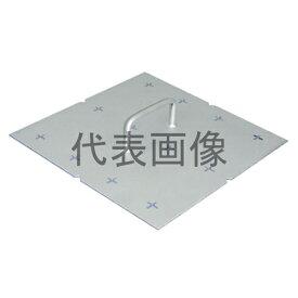 カネソウ 視覚障害者誘導用マーカー 位置決めプレート JM・JMP-3用 (1078553700) [時間指定不可]