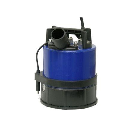 エバラ 水中ポンプ 50EZQA6.45S 50mm 電源:100V 60Hz(西日本用) 荏原製作所 電極式自動形 底水・残水排水用【在庫有り】