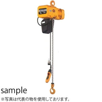 Kito electric chain hoist 2 8 tons standard for 6 m actualizes 1 speed  speed 3 button 3-phase 200 V [ER2-028S-6]