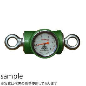 永木精機(NAGAKI) SI単位式アナログテンションメーター AS-50 定格使用張力:50kN