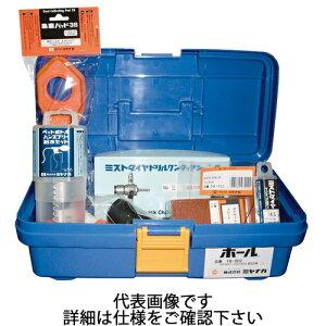 ミヤナガ ミストダイヤドリル ネジタイプ BOXキット φ4.0×50mm DM04050BOX