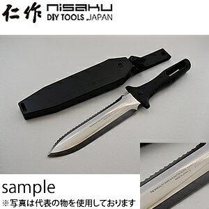 仁作(富田刃物) ステンレス製 山刀 No.800 332×61×42mm