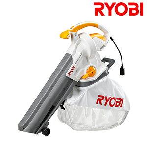 リョービ 電動ブロワバキューム RESV-1020 AC100V【在庫有り】【あす楽】