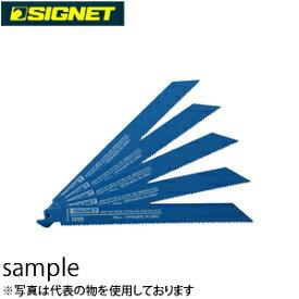 シグネット 58088 セーバーソーブレード 200×10T(5枚)