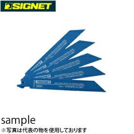 シグネット 58091 セーバーソーブレード 150×14T(5枚)
