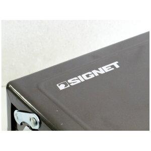 シグネット800S-346DOメカニックツールセット両開き9.5SQ
