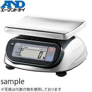 エー・アンド・ディ(A&D) SL-2000WP 防塵・防水 デジタル秤(はかり) [ひょう量:2000g]