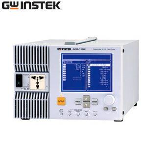 インステック(INSTEK) APS-1102A プログラマブルAC/DC電源 AC:750VA /1000VA DC:100V/200V