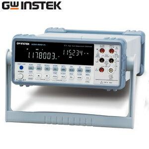 インステック(INSTEK) GDM-8261A 6 1/2桁 デュアル表示 デジタルマルチメータ