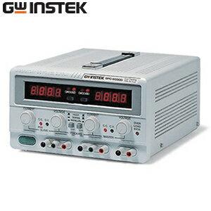 インステック(INSTEK) GPC-3060D 3CHシリーズ直流電源 30V・6A×2/5V(固定)・3A(Max.)×1