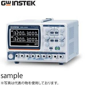 インステック(INSTEK) GPE-2323 多出力直流安定化電源 2ch:1ch0〜32V/0〜3A|2ch0〜32V/0〜3A
