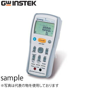 インステック(INSTEK) LCR-914 ハンドヘルド LCRメータ