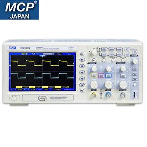 MCP デジタルストレージオシロスコープ DQ5072 70MHz 1GSa/s