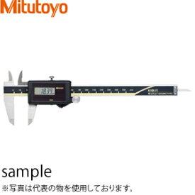 ミツトヨ(Mitutoyo) CD-S20CT(500-455) ABSデジマチックキャリパ ソーラ式デジタルノギス 測定範囲:0〜200mm