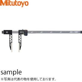 ミツトヨ(Mitutoyo) CFC-60GL(552-151-10) ABSクーラントプルーフカーボンキャリパ ロングジョウタイプ デジタルノギス 測定範囲:外側 0〜600mm/内側 20.1〜620mm