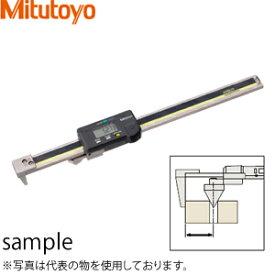 ミツトヨ(Mitutoyo) NTD10B-P20C(573-118-10) デジマチック片穴ピッチ・穴ピッチキャリパ 端面-穴中心 バックジョウタイプ デジタルノギス 測定範囲:10.1〜200mm
