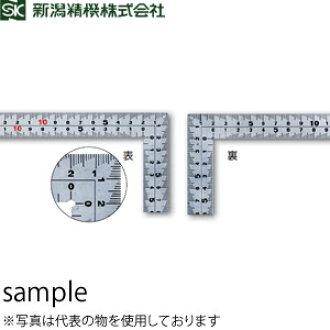Niigata Seiki MT-30KD silver Carpenter's square thick fabric comfort-scale nominal dimensions: 30 cm