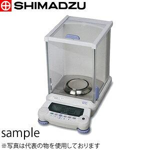 島津製作所 AUW220D 校正分銅内蔵形分析天びん ひょう量:220g/82g/最少表示:0.1mg/0.01mg