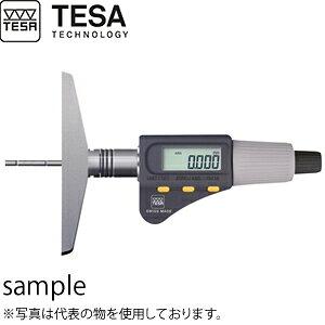 TESA(テサ) No.06030069 デジタルデプスマイクロメーター マイクロマスター 本体・ロッドセット DEPTH MICROMASTER 0-90