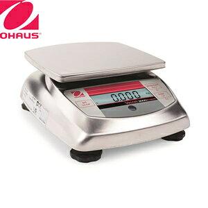 オーハウス 台はかり V31XW3JP V3000 オールステンレス防水デジタルはかり ひょう量3kg / 最少表示0.5g