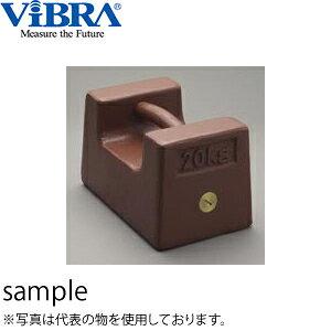 新光電子(VIBRA) M1RF-1K 枕型分銅 M1級(2級) 1kg 鋳鉄製
