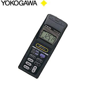 横河計測 2chデジタル温度計 TX10-03 データホールド、内部メモリ、簡易補正、リラティブ