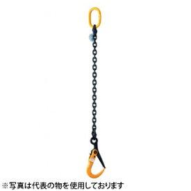 スーパーツール チェーン付スーパーロックフック SLH2NC 2トン 敷鉄板吊りフック[代引不可商品]