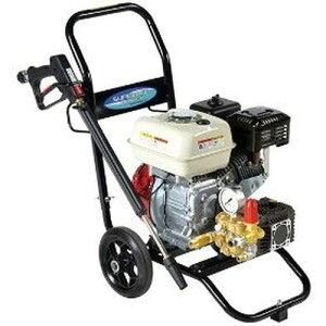 スーパー工業 高圧洗浄機 エンジン式 コンパクト&カート型 SEC-1310-2N1[039566] [法人・事業所限定]