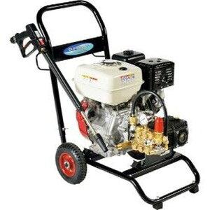 スーパー工業 高圧洗浄機 エンジン式 コンパクト&カート型 SEC-1616-2N[039545] [法人・事業所限定]