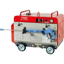 スーパー工業 高圧洗浄機 エンジン式 防音型 超高圧型 SEV-1230SSi[0390F3] [法人・事業所限定]