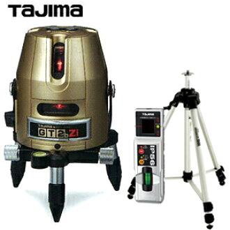 Tajima chalk laser detector GT2BZ-ISET receiver, with a tripod set