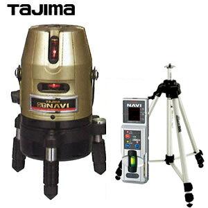 タジマ レーザー墨出し器 GT5Z-NISET 受光器・三脚付セット