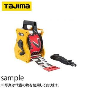 タジマ シムロンロッド軽巻 60mm×30m KM06-30K スタンド付テープロッド