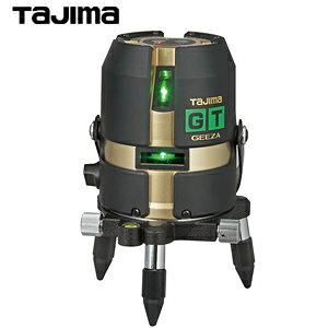 タジマ グリーンレーザー墨出し器 [GEEZA GT3G-I] GT3G-I 本体のみ(キャリングケース付)