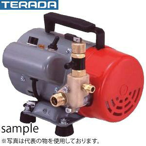 寺田ポンプ製作所 テストポンプ PP-401C 単相100V 50Hz/60Hz共用 電動式 洗浄・噴霧機・洗浄機用 自動調圧機構付 口径G3/4