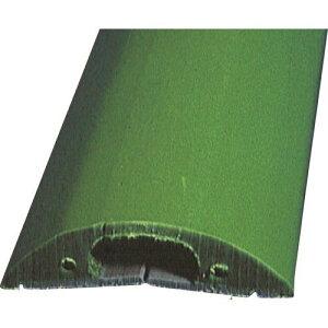 ■緑十字 ケーブルプロテクター 緑 40MM×5M ソフトタイプ 〔品番:286082〕[TR-1069338][送料別途見積り][法人・事業所限定][掲外取寄]