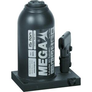 ■MEGA ボトルジャッキ15トン BR15G MEGA社[TR-1153165]