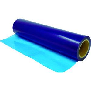 ■三井化学東セロ 三井 表面保護フィルム B5010A 500mm×100m 青[品番:B5010A-500 ][TR-1161451]